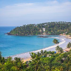 Pristine Beaches Of Sri Lanka